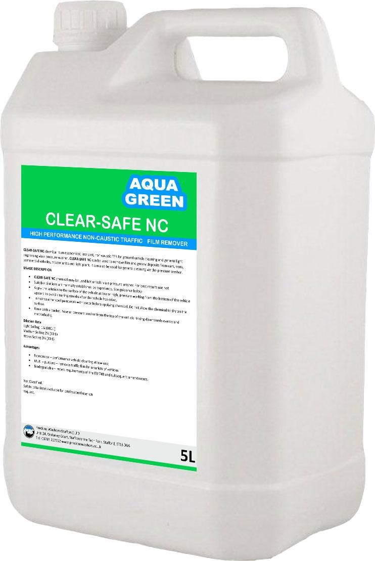 aqua green clear safe nc 5ltrs product picture